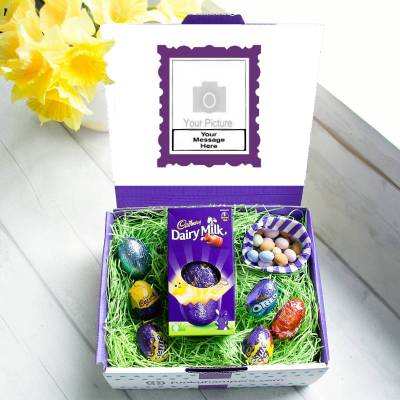 Personalised Eggs Galore PicBox Hamper