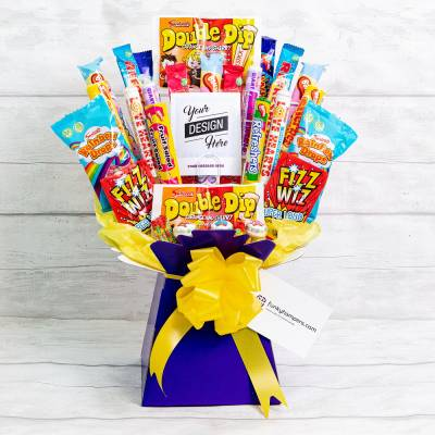 Giant Retro Sweet Pic Bouquet