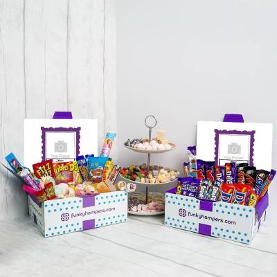 Sweet Chocolate Party PicBox Hamper