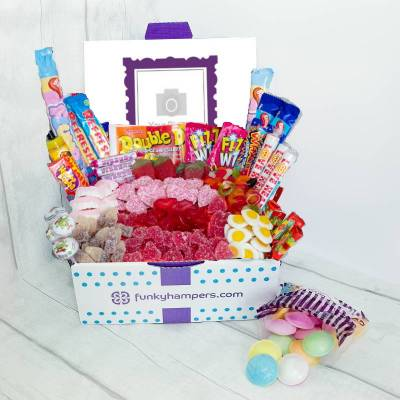 Personalised Sweet Love PicBox Hamper