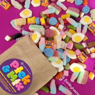 Create Your Own Pick and Mix Bags