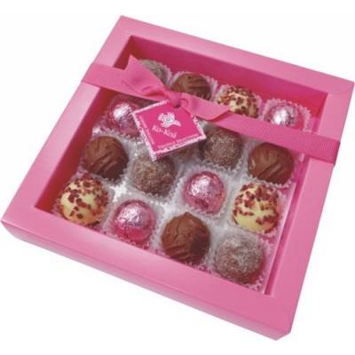 Luxury Pink Truffle Selection - Anniversary Gifts