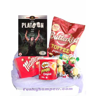 Platoon Movie Box