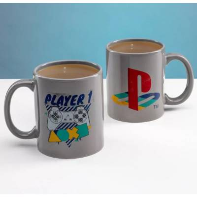 Player 1 Player 2 Mug Set