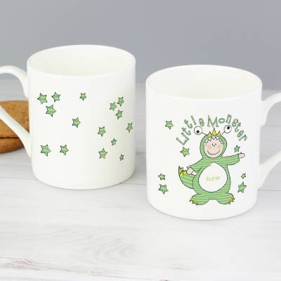 Personalised Monster Cup