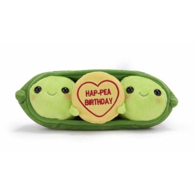 Hap-Pea Birthday Swizzels Love Hearts Teddy 23cm