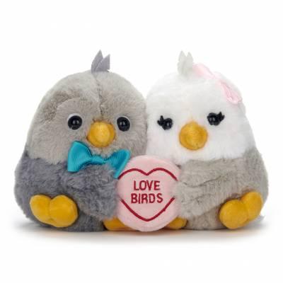 Love Birds Swizzels 18cm Teddies