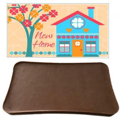 New Home Chocolate Bar