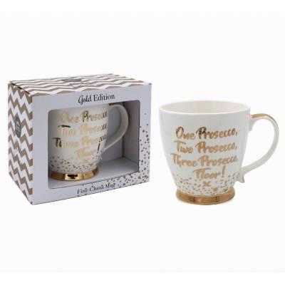 One Prosecco Mug