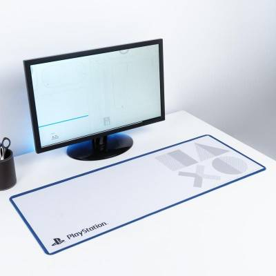 Sony PS5 Desk Mat for Gaming