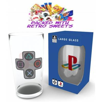 PlayStation Glass Cuppa Sweets