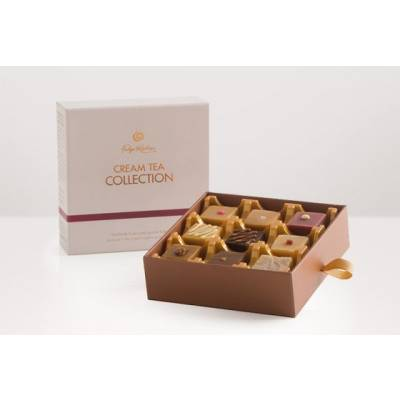 Cream Tea Selection Gourmet Fudge - Fudge Gifts