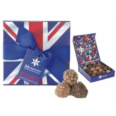 Great British Pudding Truffles