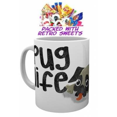 Pug Life Cuppa Sweets