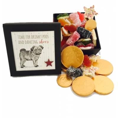 Pug Sweet Box - Pug Gifts