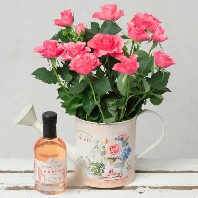 Pink Rose & Gin Gift