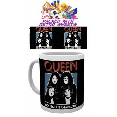 Queen Bohemian Rhapsody Cuppa Sweets