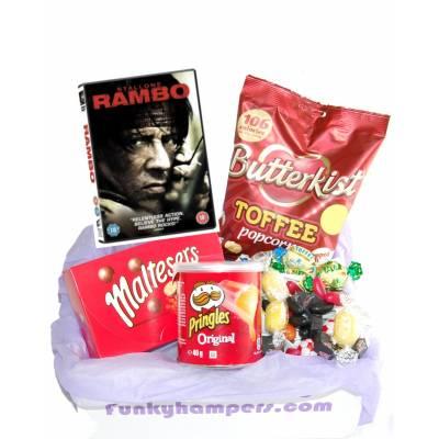 Rambo Movie Box