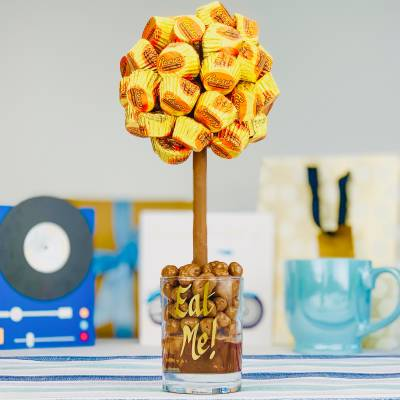 Personalised Reeces Peanut Butter Tree