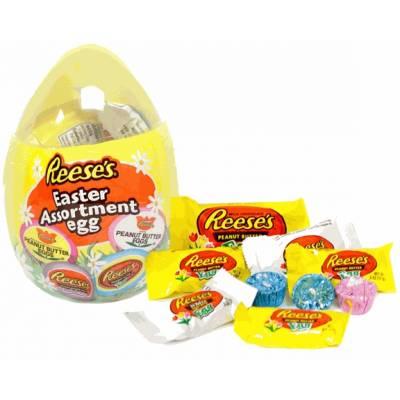 Reeses Assortment Easter Egg