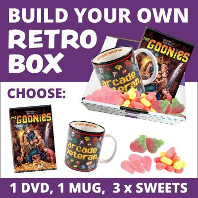 Build Your Own Retro Box - Build Your Own Gifts