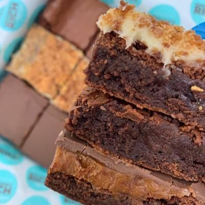 The Mixed Brownies Box