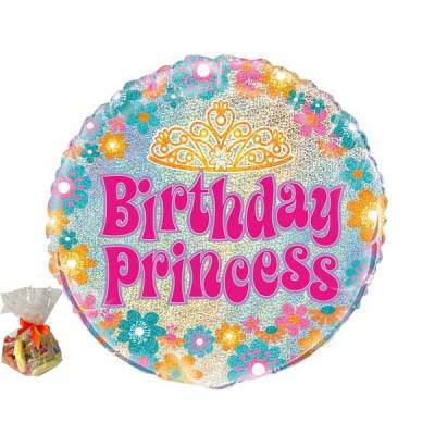 Birthday Princess Sweet Balloon