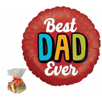 Very Best Dad Sweet Balloon