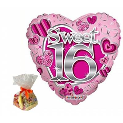 Sweet 16 Sweet Balloon