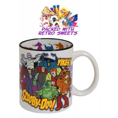 Scooby Doo Cuppa Sweets - Scooby Doo Gifts