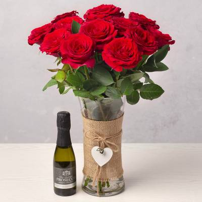 Red Roses And Prosecco