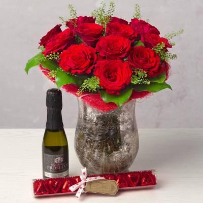 Heart Of Roses Gift
