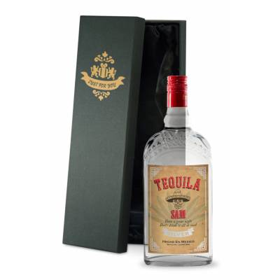 Personalised Tequila in Gift Box