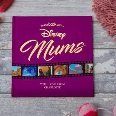 Personalised Disney Mum's Book Softback