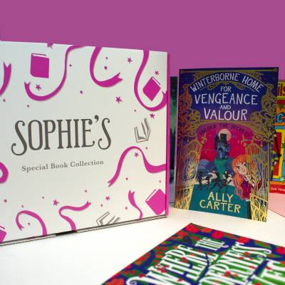 Personalised Reader Book Box Set For Girls