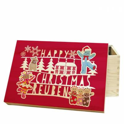 Personalised In The Night Garden Christmas Eve Box