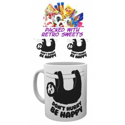 Dont Hurry Be Happy Cuppa Sweets