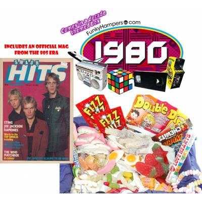 Smash Hits 80s Sweets Box