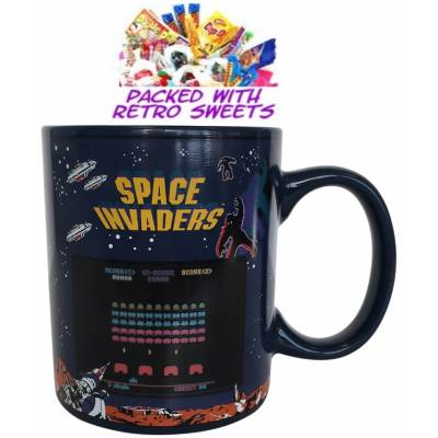 Space Invaders Cuppa Sweets