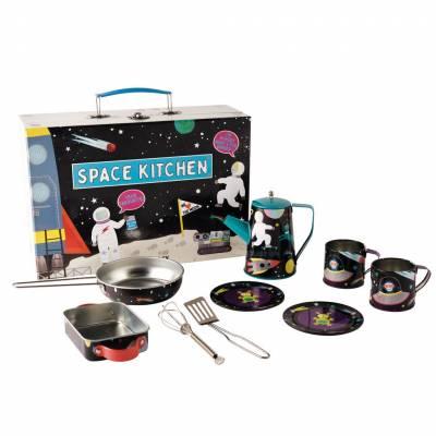 Kids Space Kitchen Tea Set