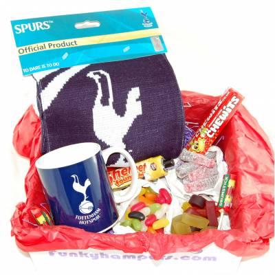 Spurs Football Gift box