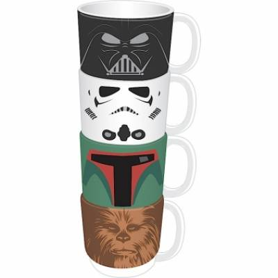 Star Wars Mug Set