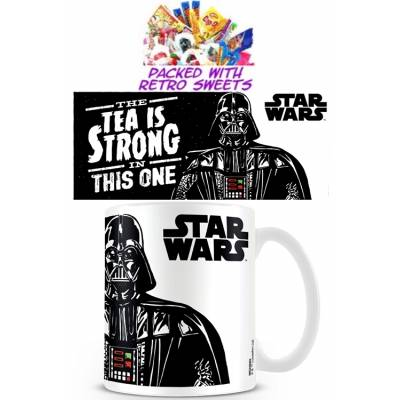Star Wars Tea Is Strong Mug