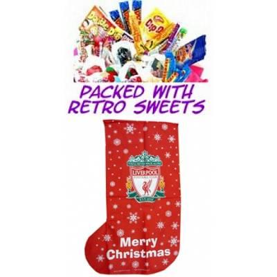 Liverpool Giant Sweet Stocking