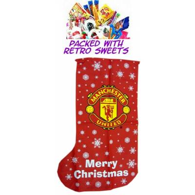 Man Utd Giant Sweet Stocking
