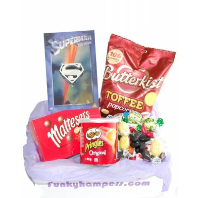 Superman Movie Box