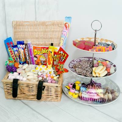 The Super Retro Sweet Hamper