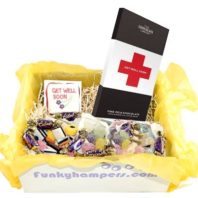 Sweet Get Well Soon Box
