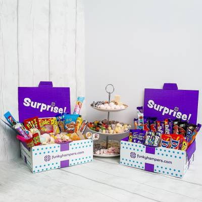 Sweet Chocolate Party Box