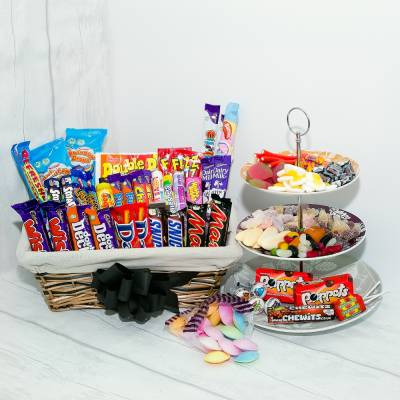 Mega Mix Sweet Hamper